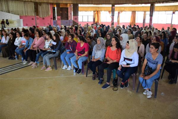 الشابات: سنواصل فعالياتنا وعلى جميع الشباب تنظيم أنفسهم لصد هجمات الاحتلال