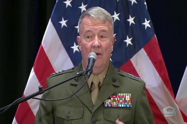 ماكينزي يهدد: إيران تستخدم سورية لأسباب خاصة بها