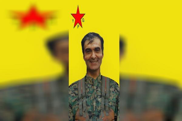 القيادة العامة لـ YPG تكشف سجل الشهيد شاهين آمد