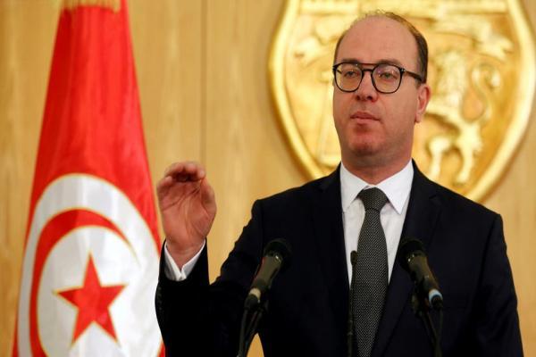 رئيس الحكومة التونسية يقدم استقالته