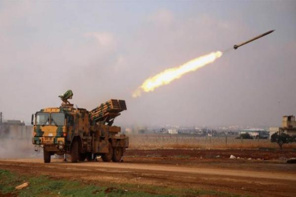 تصعيد تركي ضد القوات الحكومية في إدلب
