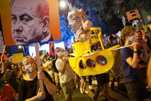 أحزب إسرائيلية تهدد بفك تحالفها مع نتنياهو على خلفية أزمة الميزانية