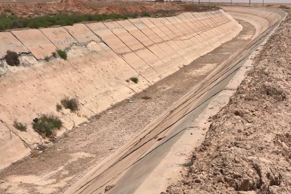 مشاريع ودراسات لتوفير مياه الشرب للأهالي في دير الزور وتل حميس