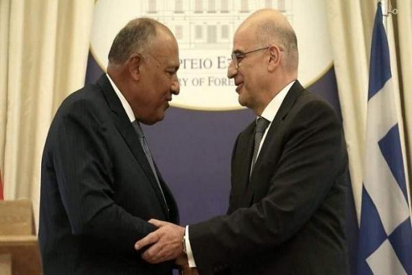 مصر واليونان توقعان اتفاقية تعيين الحدود البحرية بين البلدين