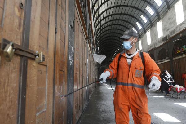 سوريا: تسجيل ٥٥ إصابة جديدة بفيروس كورونا