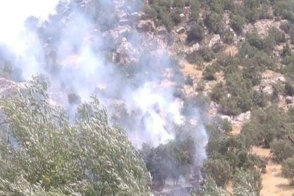 استشهاد 3 مدنيين جراء قصف طائرة تركية لسيارة شمال دهوك