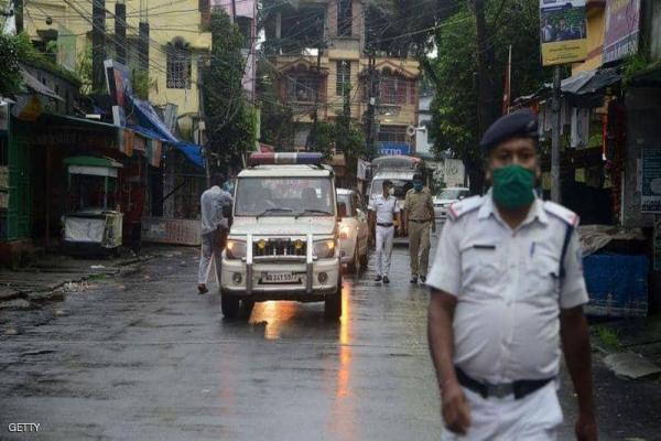اعتقال مجموعة من عناصر القاعدة في الهند