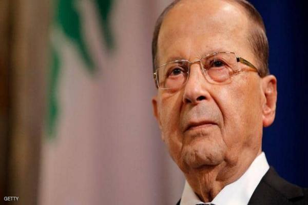 عون: لبنان يحتاج إلى معجزة وذاهب إلى جهنم