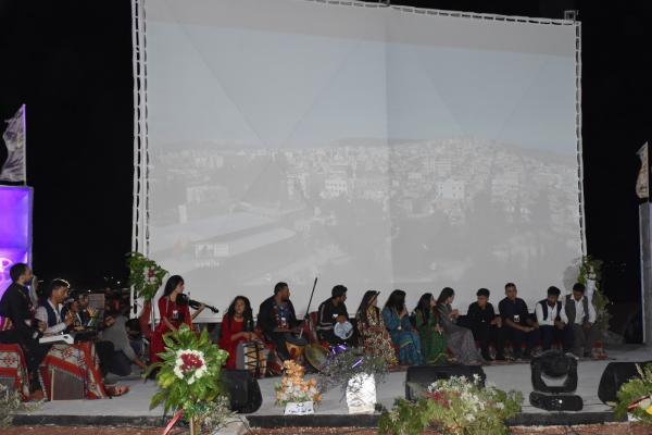 انطلاق فعاليات اليوم الأول لمهرجان ليلون الدولي للأفلام