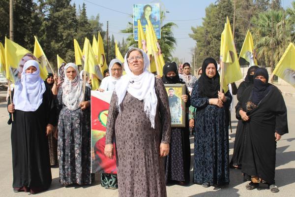 ՛يجب أن نكون على أهبة الاستعداد لمواجهة هجمات الاحتلال التركي՛