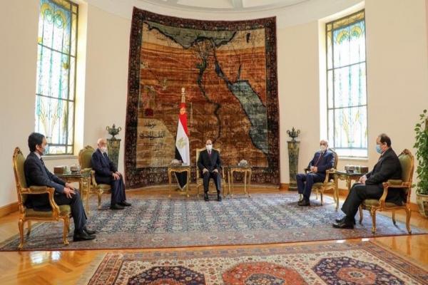 مصادر: مصر أبلغت حفتر وصالح تمسكها بخطوطها الحمراء في سرت والجفرة