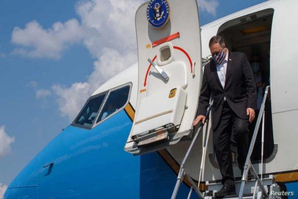 لدعمها في مواجهة تركيا.. بومبيو يزور اليونان الأسبوع المقبل