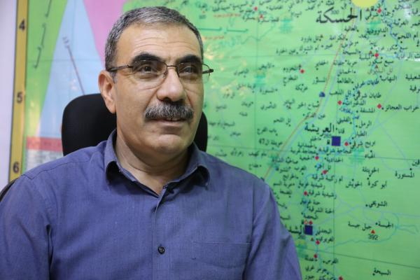 آلدار خليل: أحزاب PYNK مستعدة لتتشارك مقاعدها مع ENKS