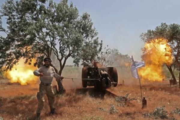تعزيزات جديدة للاحتلال التركي وسط قصف متبادل بين قوات الحكومة والمرتزقة