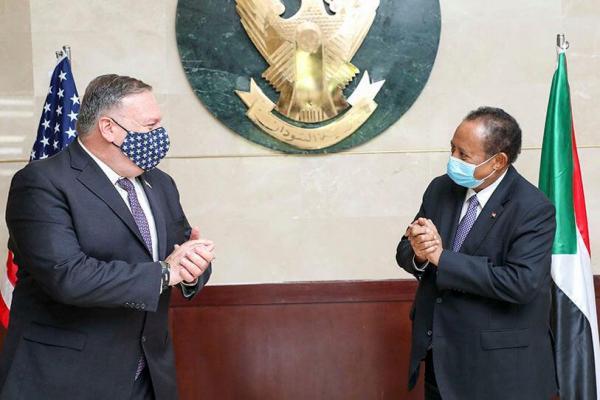 السودان يرفض ربط شطبه من قائمة الإرهاب الأمريكية بالعلاقات مع إسرائيل