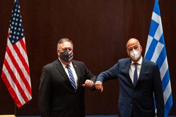 اليونان والولايات المتحدة يؤكدان على تعزيز علاقاتهما في شتى المجالات