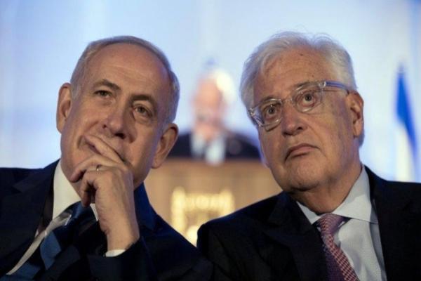 السفير الأمريكي لدى إسرائيل: خطة ضم الضفة الغربية تأجلت ولم تُلغَ