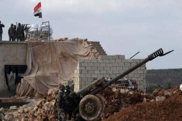قصف متبادل بين قوات الحكومة ومرتزقة تركيا في