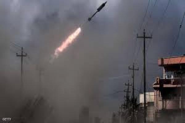 للمرّة الأولى.. صواريخ تستهدف قاعدة أمريكية في هولير