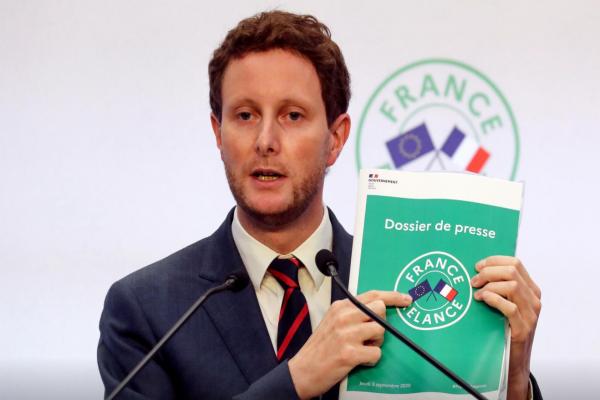 وزير فرنسي: على الاتحاد الأوروبي أن يقف بحزم ضد تركيا