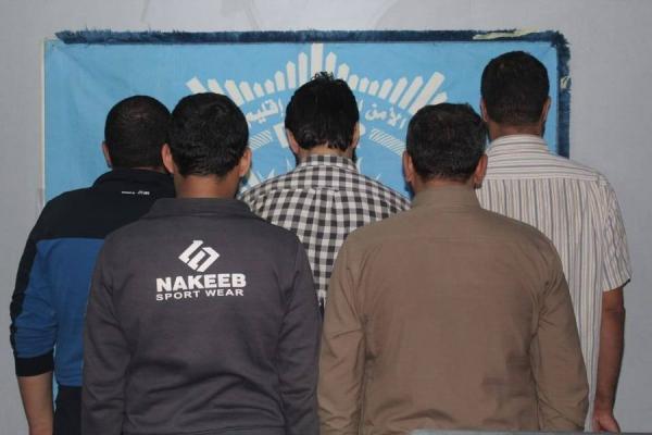 مزورون لأوراق مؤسسات رسمية في سوريا ولبنان بقبضة قوى الأمن الداخلي