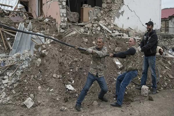 أرمينيا... أدلة تثبت مشاركة القوات الخاصة التركية في قره باغ