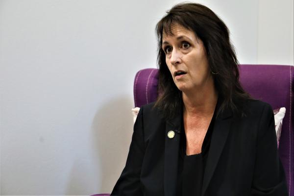 نادين منزا: ما فعلته تركيا في شمال سوريا يرقى إلى مستوى الإبادة الجماعية