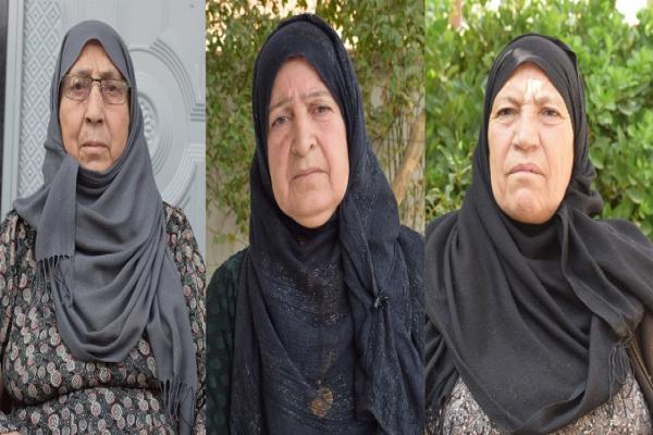أمهات الشهداء يطالبن الحزب الديمقراطي الكردستاني بالكف عن التورط في هدر دماء الكرد