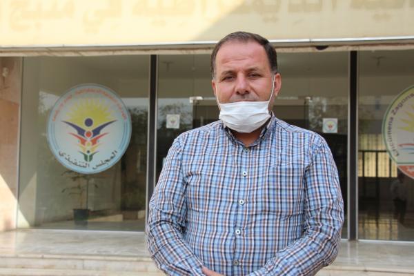 منبج.. الإدارة تطالب المجتمع الدولي بالضغط على تركيا لإيقاف هجماتها