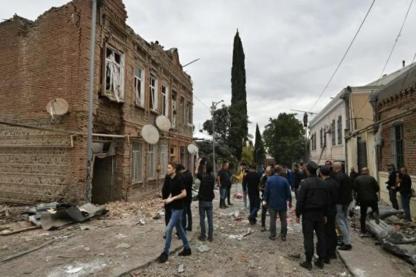 جيش قره باغ يعلن إلقاء القبض على مرتزق سوري