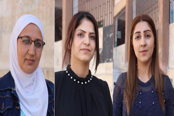 معلمات اللغة الكردية: من حق كل الشعوب التعلم بلغتها الأم