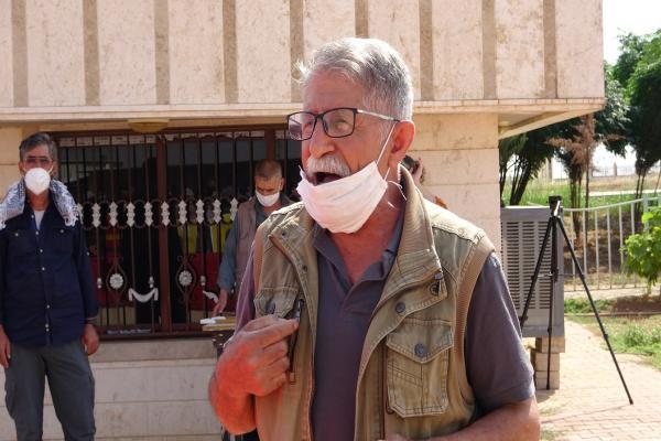جثمان الشهيد عثمان أكداغ يوارى الثرى في مزار الشهيد خبات ديرك