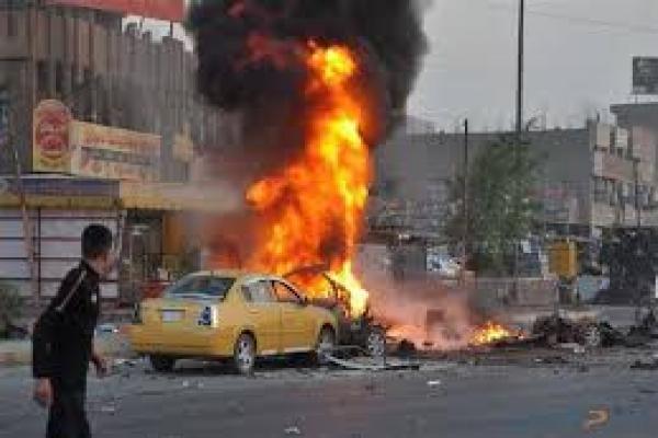 دوي انفجار يهز وسط بغداد