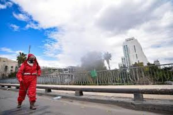 حكومة دمشق: ٧٠ إصابة جديدة و٤ وفيات بفيروس كورونا