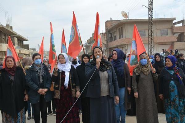 نداء من أمهات الكريلا للشعب الكردي