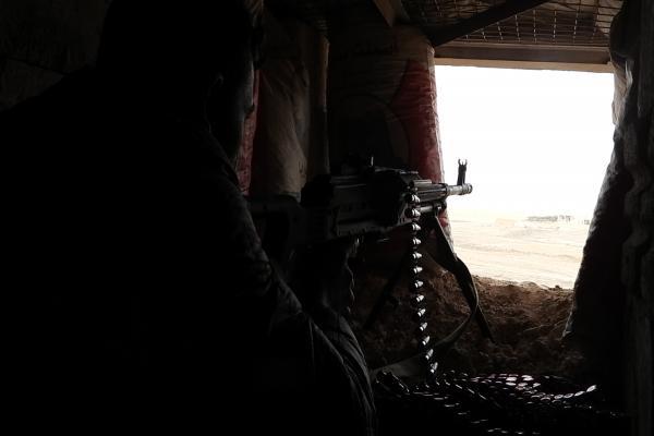 رسالة قادة في عين عيسى: إن عادوا سيُدحرون مرة أخرى