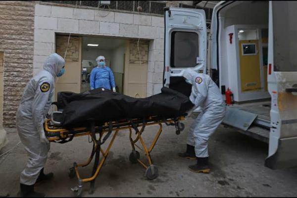 دمشق.. بؤرة ساخنة لوباء كورونا وأرقام الحكومة أقل بكثير من عدد الإصابات الكلي