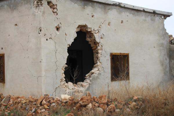 شمال وغرب منبج.. قصف شبه يومي يستهدف قرى المدنيين