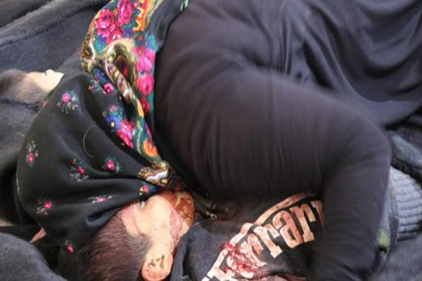 عام على مجزرة تل رفعت.. أسر الشهداء تطالب بمحاسبة الدولة التركية قاتلة الأطفال