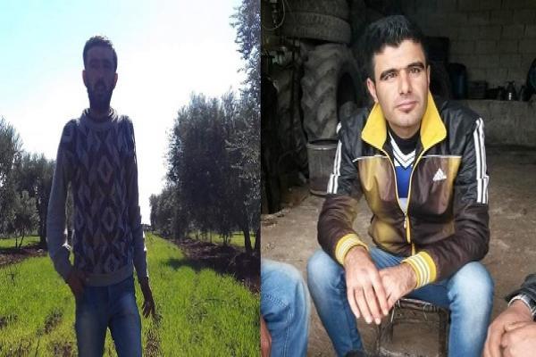 مرتزقة تركيا تختطف اثنين من أهالي قرية أنقله في عفرين المحتلة
