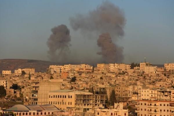 حصيلة هجمات الاحتلال التركي خلال شهر تشرين الثاني في عفرين والشهباء