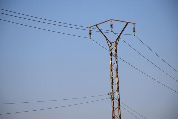 إنجاز 40 % من مشروع زيادة الاستطاعة الكهربائية في الحسكة