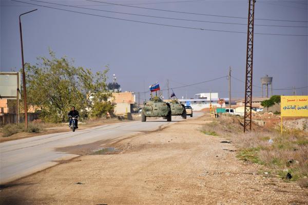 الأهالي يطالبون روسيا بالتخلي عن موقف المتفرج على الهجمات التركية