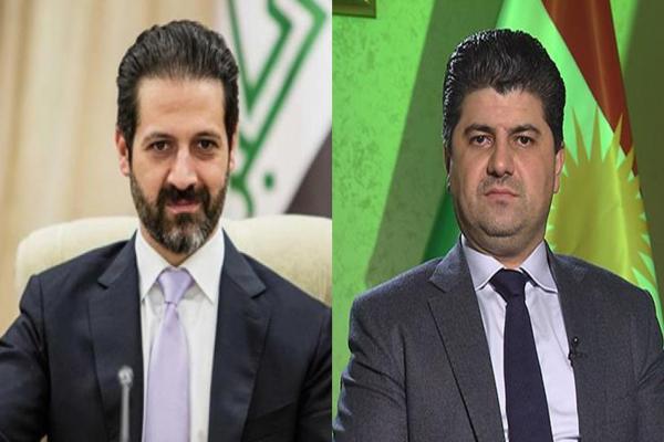 بطاقات تعزية من لاهور شيخ جنكي وقوباد طالباني إلى مظلوم عبدي