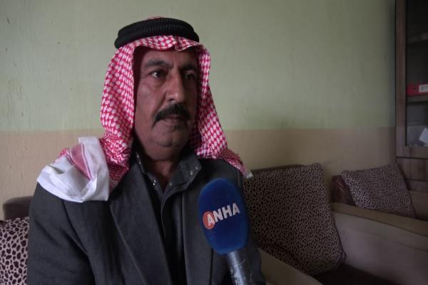 وجيه عشيرة البكير في دير الزور يدين العزلة والهجمات التركية على المنطقة