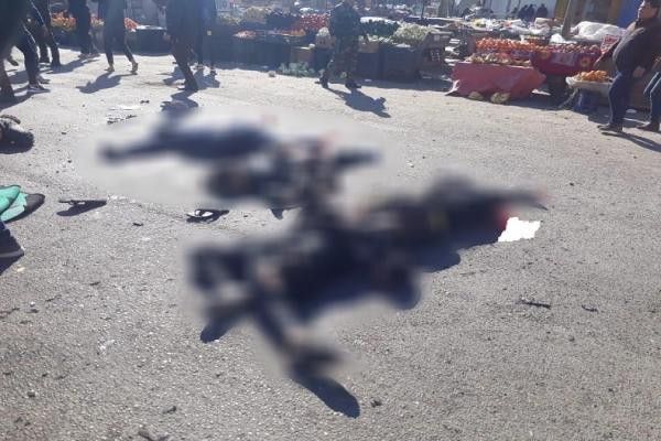 انفجاران يهزان العاصمة العراقية بغداد وأنباء عن ضحايا – تم التحديث