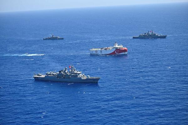 عودة التوتر بين تركيا واليونان مجددًا