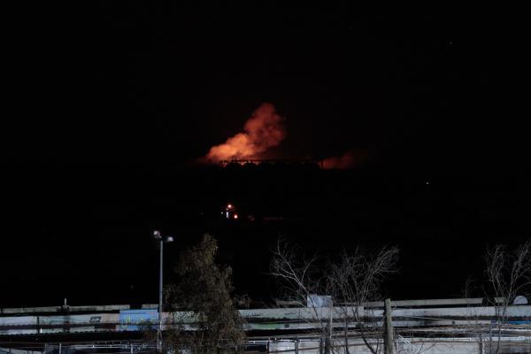 الاحتلال التركي ومرتزقته يعاودون قصف ريف عين عيسى والطريق الدولي M4وقسد ترد