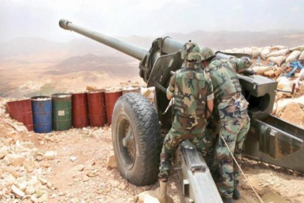 قصف متبادل بين قوات الحكومة ومرتزقة تركيا في ريف اللاذقية
