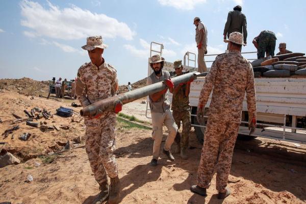 المرتزقة في ليبيا باقون لمدة إضافية أخرى!!
